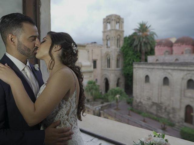 Il matrimonio di Antonio e Rossella  a Palermo, Palermo 6