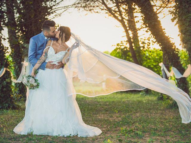 Le nozze di Doriana e Alessandro
