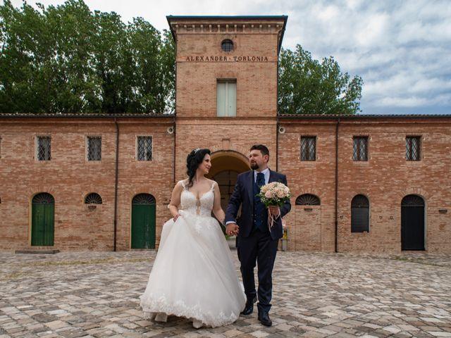 Il matrimonio di Dario e Alexa a Ravenna, Ravenna 9