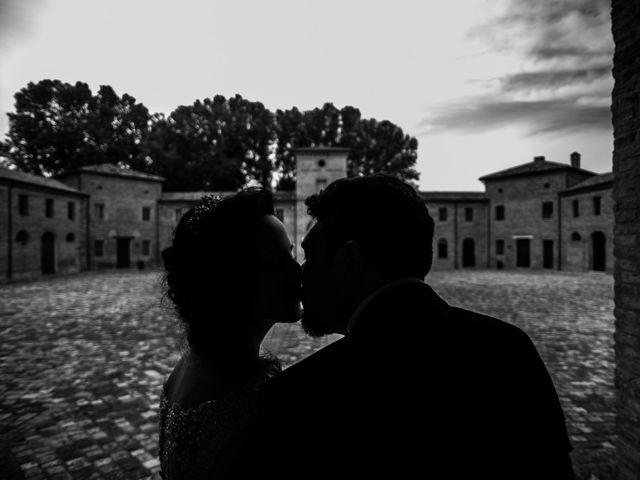 Il matrimonio di Dario e Alexa a Ravenna, Ravenna 11