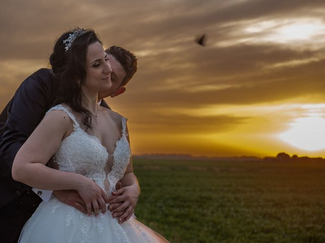 Il matrimonio di Dario e Alexa a Ravenna, Ravenna 21