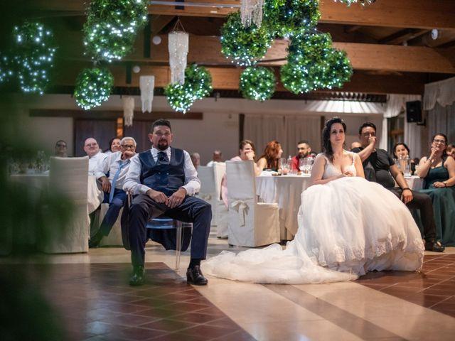 Il matrimonio di Dario e Alexa a Ravenna, Ravenna 34