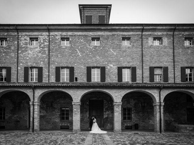 Il matrimonio di Dario e Alexa a Ravenna, Ravenna 43