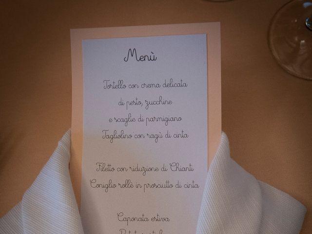 Il matrimonio di Massimiliano e Romina a San Gimignano, Siena 20