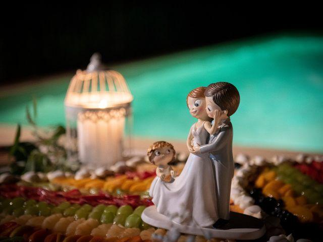 Il matrimonio di Massimiliano e Romina a San Gimignano, Siena 25