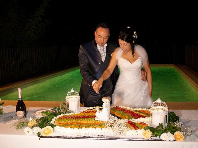 Il matrimonio di Massimiliano e Romina a San Gimignano, Siena 26
