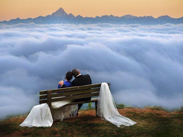 Le nozze di Elena e Omar