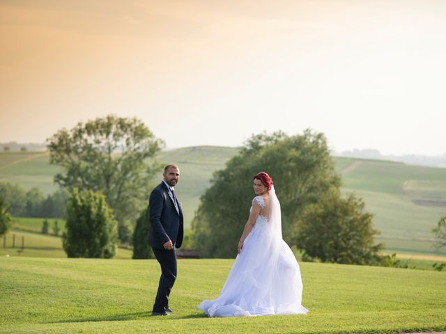 Le nozze di Diana e Jonut