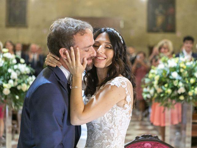 Le nozze di Stefania e Gregor