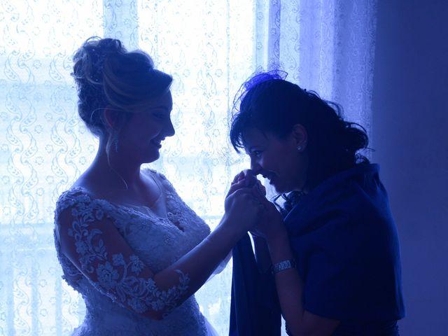 Il matrimonio di Lucia e Gianluca a Zafferana Etnea, Catania 4