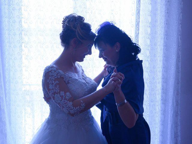 Il matrimonio di Lucia e Gianluca a Zafferana Etnea, Catania 5