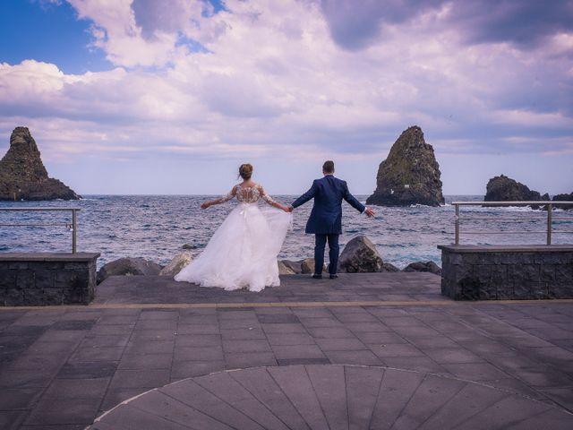 Il matrimonio di Lucia e Gianluca a Zafferana Etnea, Catania 7