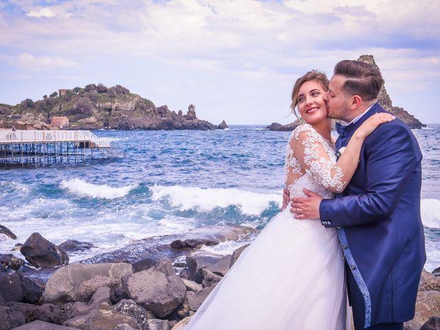Il matrimonio di Lucia e Gianluca a Zafferana Etnea, Catania 8