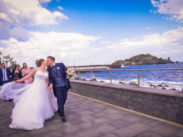 Il matrimonio di Lucia e Gianluca a Zafferana Etnea, Catania 9