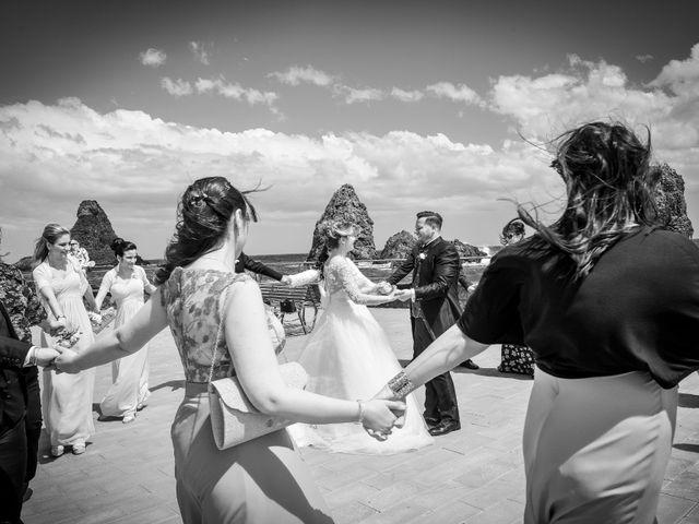Il matrimonio di Lucia e Gianluca a Zafferana Etnea, Catania 12