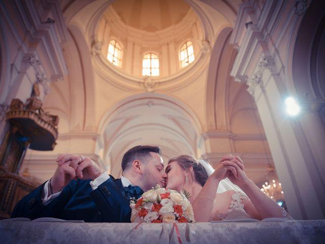 Il matrimonio di Lucia e Gianluca a Zafferana Etnea, Catania 17