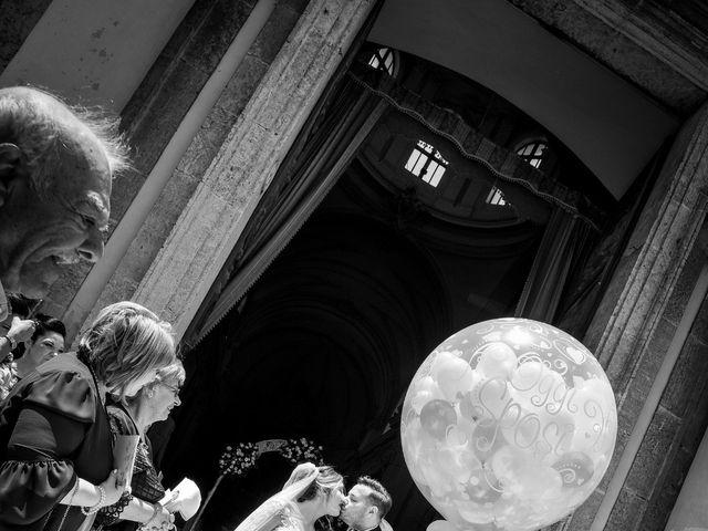 Il matrimonio di Lucia e Gianluca a Zafferana Etnea, Catania 18