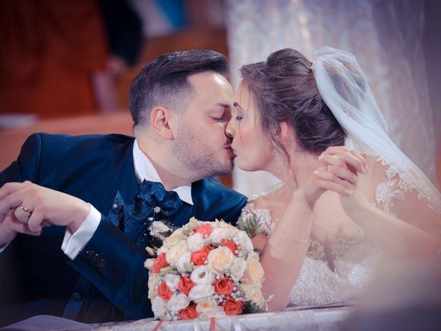 Il matrimonio di Lucia e Gianluca a Zafferana Etnea, Catania 19