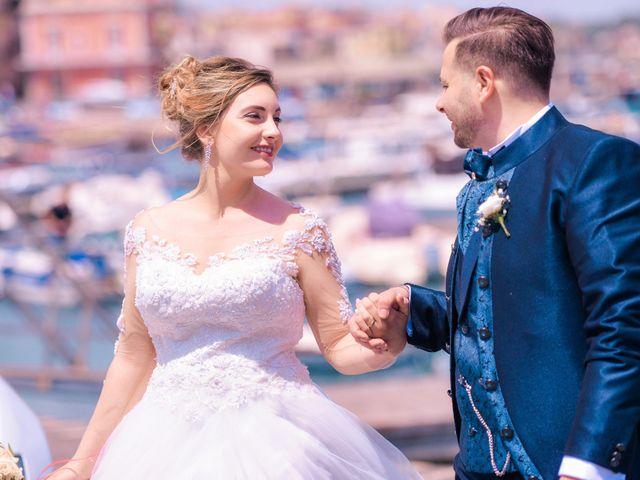 Il matrimonio di Lucia e Gianluca a Zafferana Etnea, Catania 27
