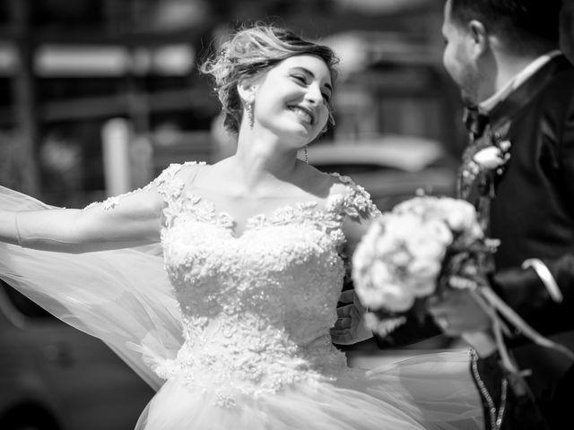 Il matrimonio di Lucia e Gianluca a Zafferana Etnea, Catania 28
