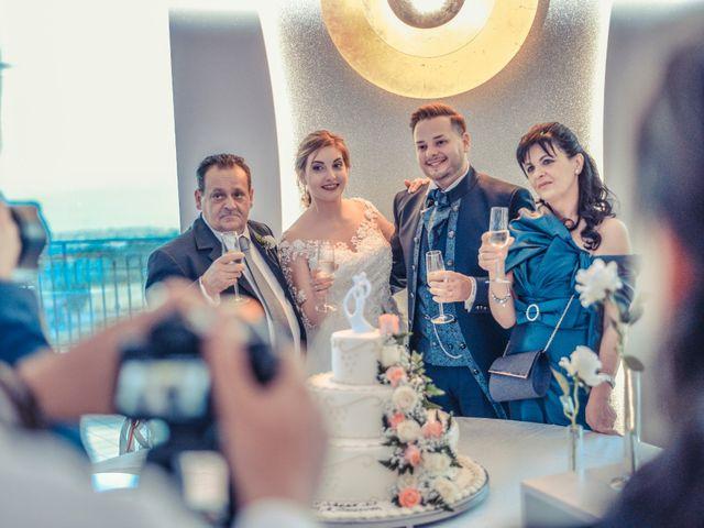 Il matrimonio di Lucia e Gianluca a Zafferana Etnea, Catania 35