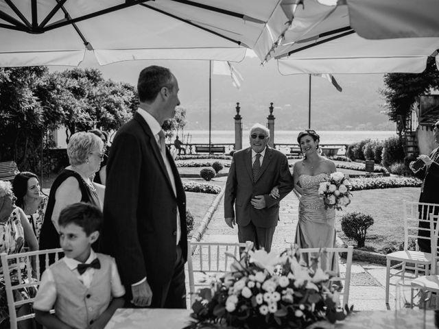 Il matrimonio di Vittorio e Donatella a Orta San Giulio, Novara 5