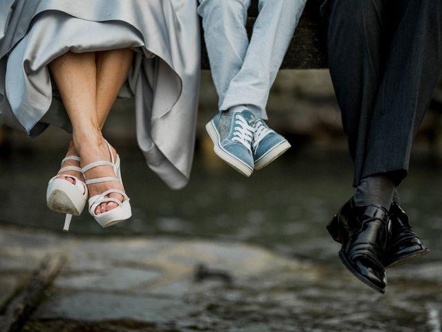 Il matrimonio di Vittorio e Donatella a Orta San Giulio, Novara 1