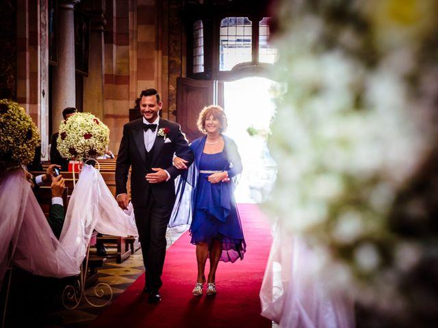Il matrimonio di Elena e Nicola a Busto Arsizio, Varese 27