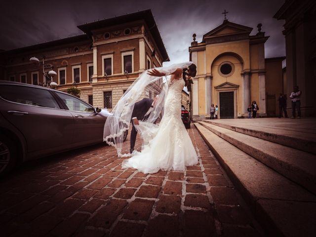 Il matrimonio di Elena e Nicola a Busto Arsizio, Varese 29