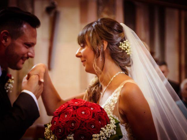 Il matrimonio di Elena e Nicola a Busto Arsizio, Varese 31