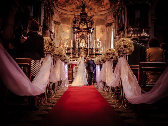 Il matrimonio di Elena e Nicola a Busto Arsizio, Varese 32