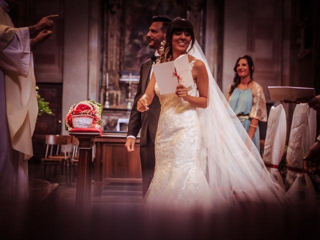 Il matrimonio di Elena e Nicola a Busto Arsizio, Varese 35
