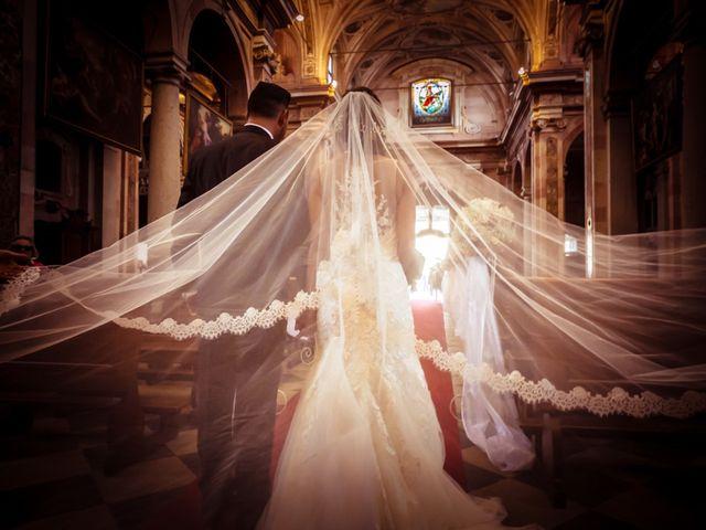 Il matrimonio di Elena e Nicola a Busto Arsizio, Varese 37