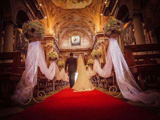 Il matrimonio di Elena e Nicola a Busto Arsizio, Varese 38