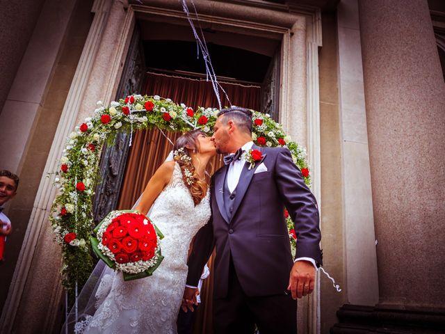 Il matrimonio di Elena e Nicola a Busto Arsizio, Varese 40
