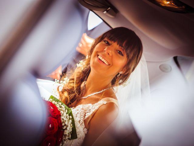 Il matrimonio di Elena e Nicola a Busto Arsizio, Varese 45