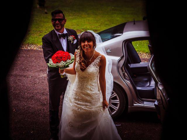 Il matrimonio di Elena e Nicola a Busto Arsizio, Varese 46