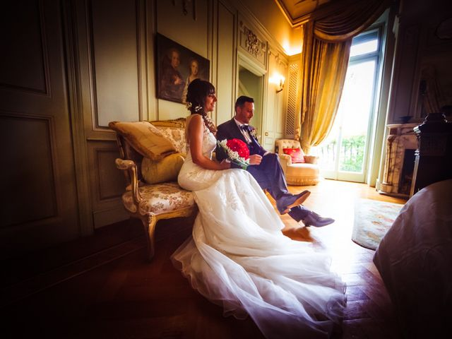 Il matrimonio di Elena e Nicola a Busto Arsizio, Varese 52