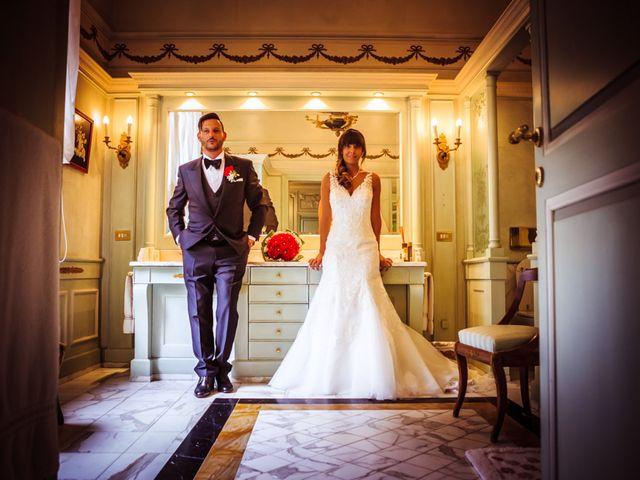 Le nozze di Nicola e Elena
