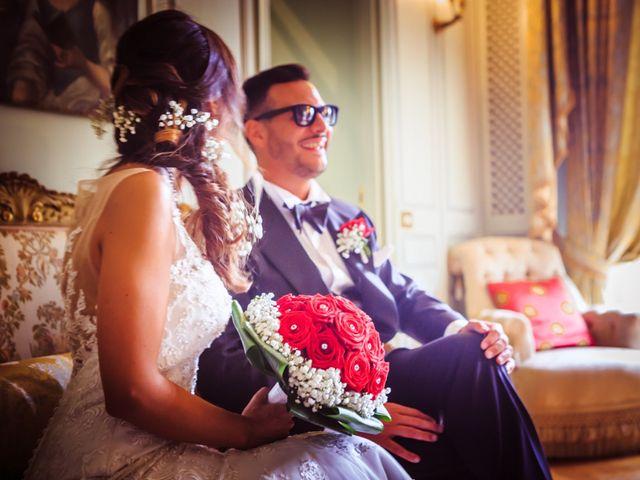 Il matrimonio di Elena e Nicola a Busto Arsizio, Varese 53