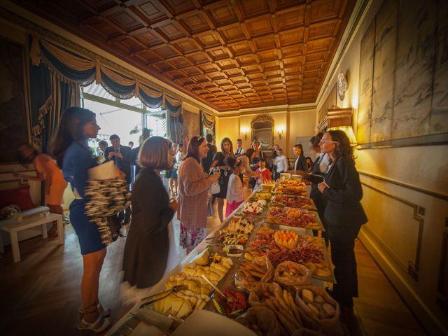 Il matrimonio di Elena e Nicola a Busto Arsizio, Varese 58