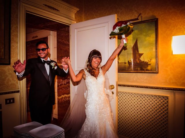 Il matrimonio di Elena e Nicola a Busto Arsizio, Varese 59