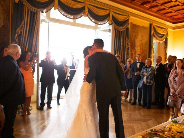 Il matrimonio di Elena e Nicola a Busto Arsizio, Varese 62