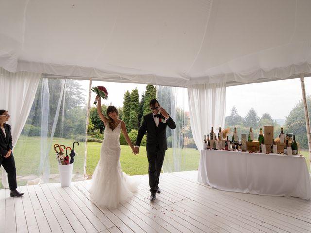 Il matrimonio di Elena e Nicola a Busto Arsizio, Varese 65