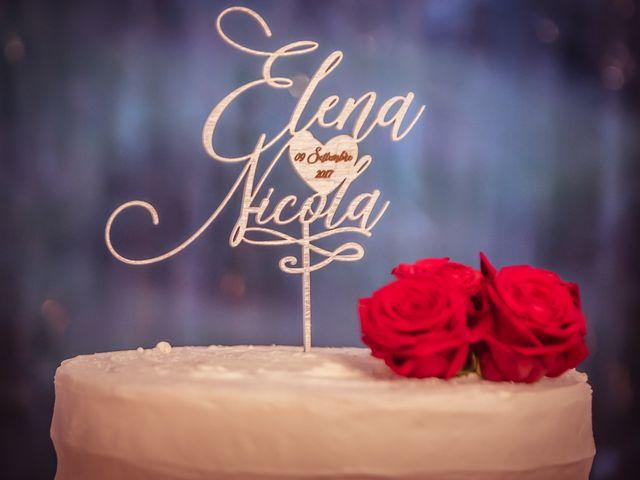 Il matrimonio di Elena e Nicola a Busto Arsizio, Varese 69