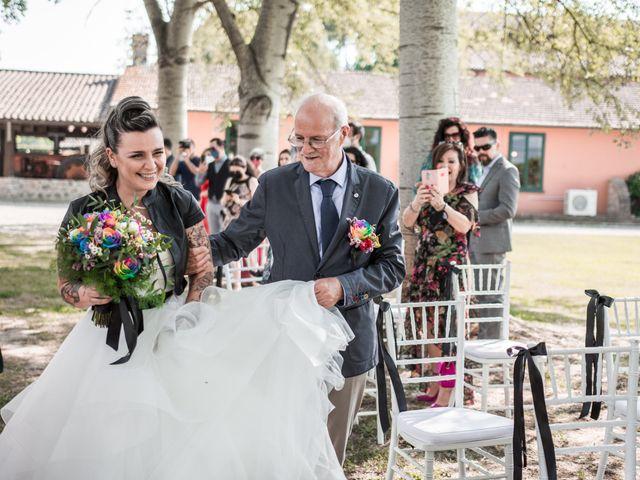 Il matrimonio di Alessandro e Sandra a Ponte Buggianese, Pistoia 21