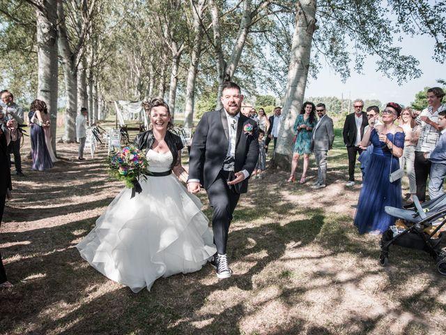 Il matrimonio di Alessandro e Sandra a Ponte Buggianese, Pistoia 28