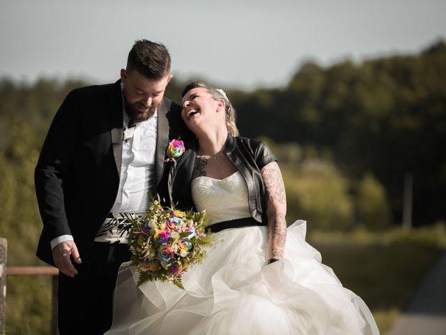Il matrimonio di Alessandro e Sandra a Ponte Buggianese, Pistoia 29