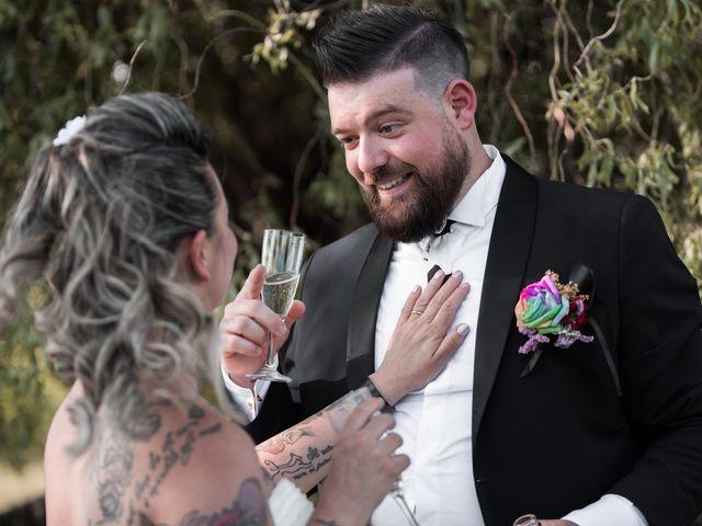 Il matrimonio di Alessandro e Sandra a Ponte Buggianese, Pistoia 30