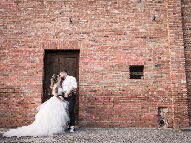 Il matrimonio di Alessandro e Sandra a Ponte Buggianese, Pistoia 1